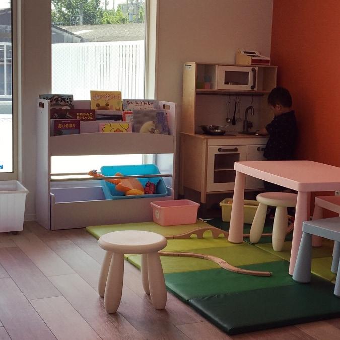 左京山にあるカフェ「ピッコリーニ」は子連れに優しい