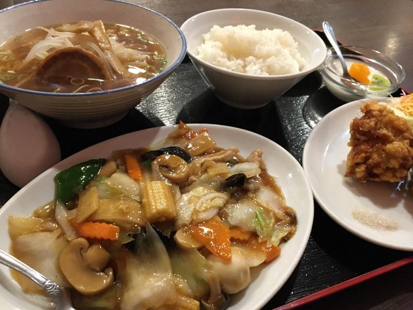 お値打ち!平手の台湾料理屋さん「千華」