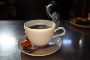 自家焙煎のスペシャリティコーヒー