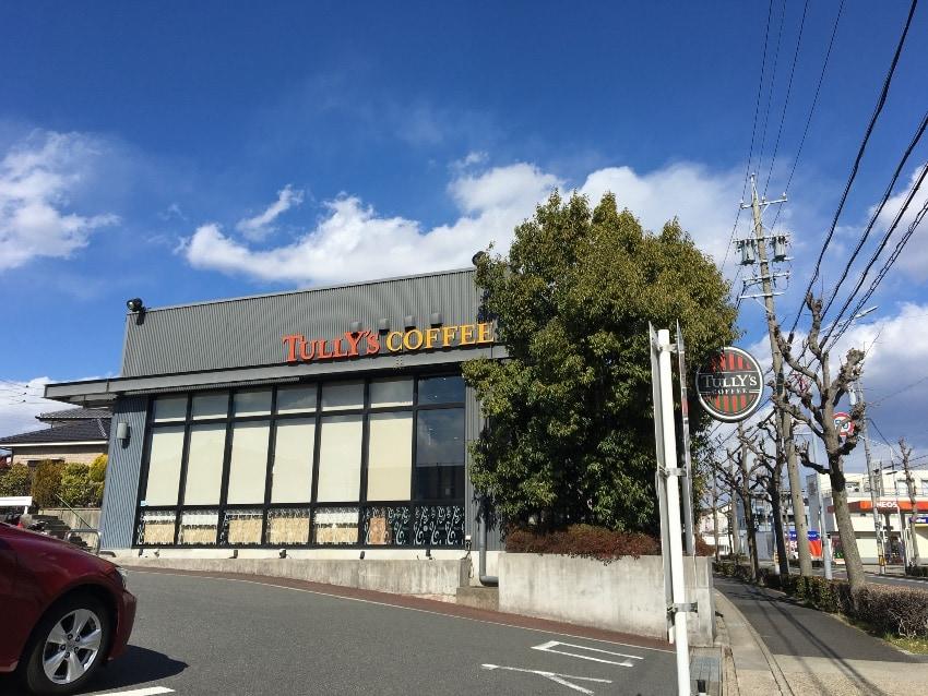 タリーズコーヒー 名古屋滝ノ水店が穴場な件( ´∀`)
