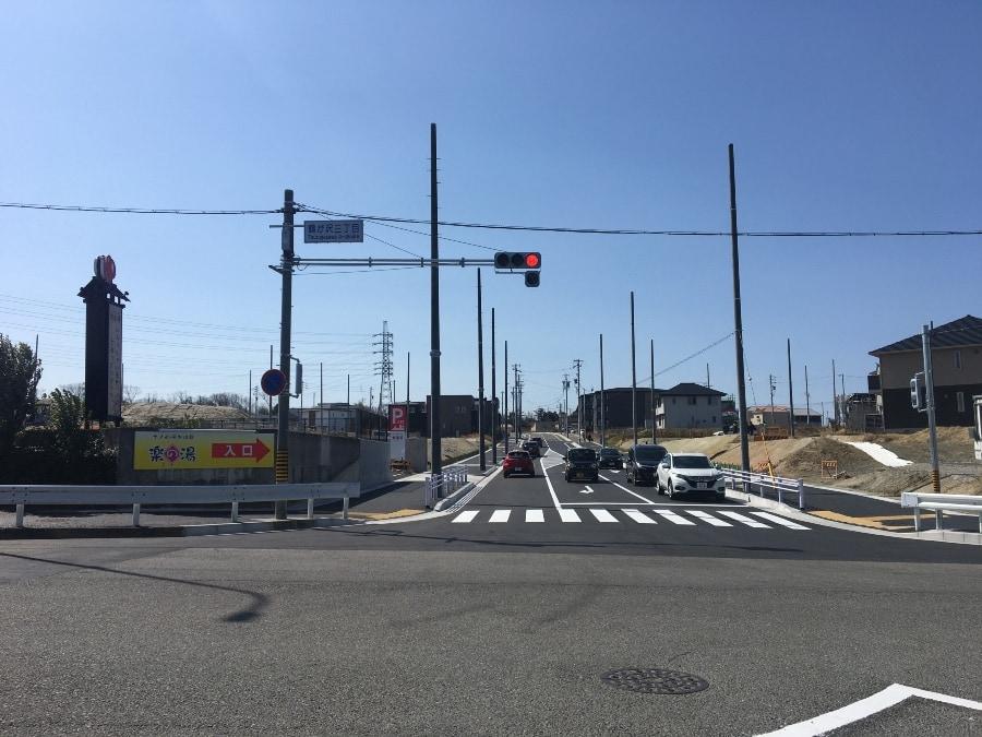 鶴が沢~諸の木の道路(熊野豊明線)が開通しました!