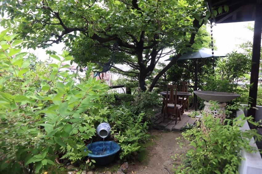 緑区の隠れ家カフェ鬱花(うっか)さん♪
